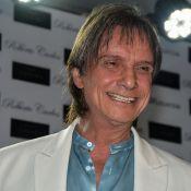 Roberto Carlos não assume namoro por causa de promessa feita à Maria Rita