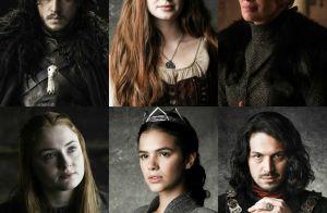 Web compara 'Deus Salve o Rei' à 'Game of Thrones'; Globo nega inspiração
