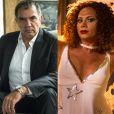 Na última semana da novela 'A Força do Querer', Eurico (Humberto Martins) demite Nonato (Silvero Pereira) ao descobrir que ele e Elis são a mesma pessoa
