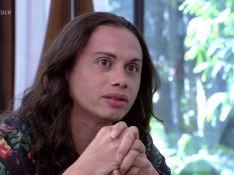 Silvero Pereira chora com fala de Humberto Martins: 'Amor imenso por esse homem'