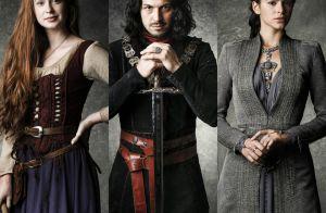 'Deus Salve o Rei': amor por plebeia e confronto entre reinos marcam novela