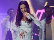Ivete Sangalo, grávida de gêmeas, brinca sobre corpo: 'Libertação da barriga'