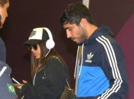 Anitta e o namorado, Thiago Magalhães, estão usando alianças e morando juntos