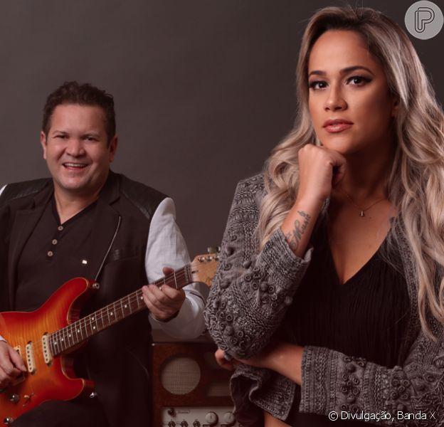Ximbinha cogita processar Michele Andrade após cantora anunciar saída da Banda X
