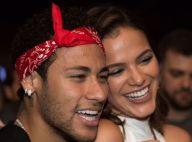 Repórter da Globo tieta Bruna Marquezine e manda recado: 'Neymar, você é o cara'