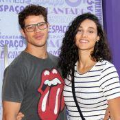 José Loreto, marido de Debora Nascimento, avalia ser pai de menina: 'Mais leve'
