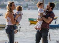 Veja fotos do final feliz de Jeiza e Zeca com filhos em 'A Força do Querer'!