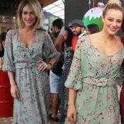 Giovanna Ewbank repete vestido de quase R$ 3 mil usado por Paolla Oliveira
