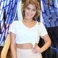 Isabella Santoni disse que os boatos influenciaram o relacionamento com o ex-namorado, Lucas Wakim