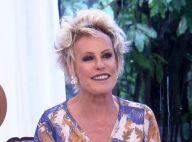 Ana Maria Braga nega ter enfrentado novo câncer de pele: 'Estou muito bem'