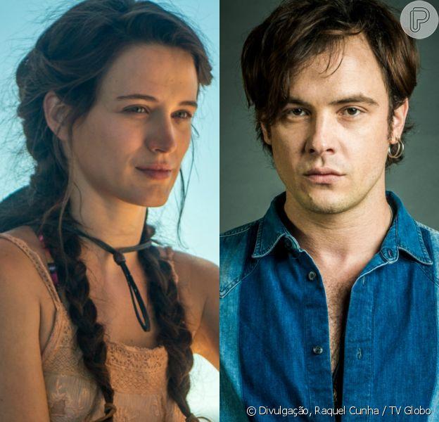 Clara (Bianc Bin) é estuprada por Gael (Sergio Guizé) na noite de núpcias dos dois no capítulo que vai ao ar terça-feira, dia 24 de outubro de 2017, na novela 'O Outro Lado do Paraíso'