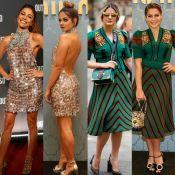 Retrospectiva fashion: veja as famosas que usaram looks iguais em 2017!