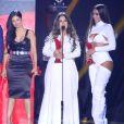 Simone e Simaria se apresentaram com 'Loka' no final do Prêmio Multishow 2017