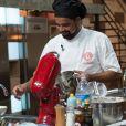 Clécio Campos foi eliminado do 'MasterChef' ao exagerar na quantidade de açúcar ao reinventar uma torta húngara