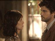 Novela 'Tempo de Amar': Inácio e Lucinda ficam noivos após ele retomar a visão