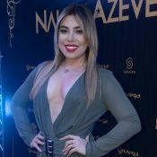 Naiara Azevedo sofre com 'efeito sanfona': 'Emagrecer para roupas servirem'