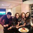 Zilu Camargo tem aprovação dos filhos na relação com Marco Antonio Teles