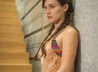 'O Outro Lado do Paraíso': Clara cai de escada durante surra de Gael. 'Socorro'