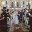 Ex-BBB Munik Nunes se casou no início do mês com o empresário Anderson Felício