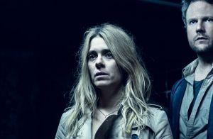 Carolina Dieckmann não quer ser cobrada por aparência em série: 'Zero maquiagem'