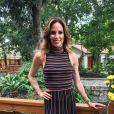 Ana Furtado falou com Faustão sobre ser a substituta oficial dos apresentadores da TV Globo