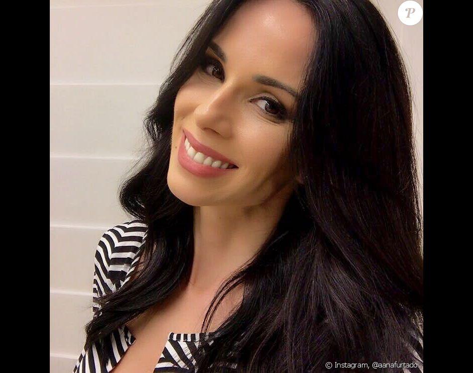 930ea0496610e Ana Furtado, que muda constantemente o visual, contou o que faz para manter  o cabelo sempre bonito   Hidrato sempre e só lavo os fios com água gelada