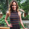 Ana Furtado exibe boa forma aos 44 anos e faz dieta desde os 15: 'Cortei todos os alimentos que potencializam a alta do colesterol'
