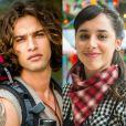 Na novela 'Malhação', Lica (Manoela Aliperti) confessará para Tina (Ana Hikari) que já ficou com Deco (Pablo Morais) em uma balada, no capítulo que vai ao ar na quarta-feira, 09 de novembro