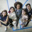 Na novela 'Malhação', As Five - Lica (Manoela Aliperti), Keyla (Gabriela Medvedovski), Ellen (Heslaine Vieira), Benê (Daphne Bozaski) e Tina (Ana Hikari) passarão por situações difíceis na semana de 06 a 10 de novembro