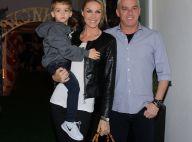 Filho de Ana Hickmann será pajem do casamento de Ticiane Pinheiro e Cesar Tralli