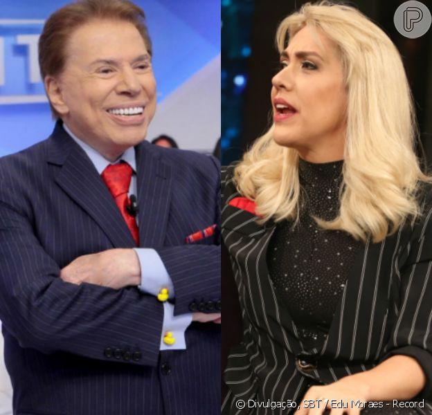 Ex-apresentadora do SBT,Mariane Dombrova critica gestão de Silvio Santos: 'Ele sempre teve esse jeito de gerenciar. A emissora é seu filho, vai morrer ali'