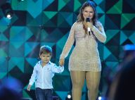 Simone se fantasia para brincar com filho: 'O que não faço pra agradar o menino'