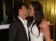 Zezé Di Camargo inaugura condomínio de luxo em SC com beijo na noiva. Fotos!