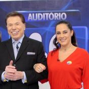 Silvia Abravanel reclama do pai, Silvio Santos: 'Ganho salário de produtora'