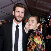 Miley Cyrus e Liam Hemsworth estão casados há 6 meses: 'Foi cerimônia íntima'