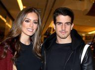 Enzo Celulari leva namorada, Victoria Grendene, em homenagem a mãe, Claudia Raia