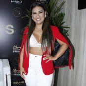 Personal de Simone explica perda de peso da cantora: 'Ensaio de lingerie'