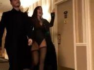 Anitta, de blazer e lingerie, grava clipe em Nova York com J Balvin: 'Downtown'