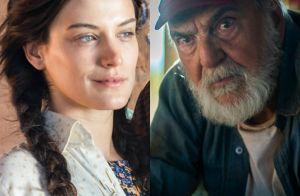 'O Outro Lado do Paraíso': Clara sai de casa e pede abrigo a Josafá. 'Ajuda'