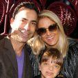Cesar Tralli, noivo de Ticiane Pinheiro, quer formar família com a apresentadora: 'Não quero ser pai velho'
