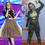 Larissa Manoela e DJ Alok levam banho de slime no Meus Prêmios Nick: 'Limpinhos'