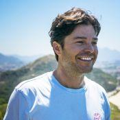 Erik Marmo, de 'Tempo de Amar', comenta vida nos EUA: 'Fazemos tudo a pé'