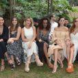 Famosas  conferem a nova coleção da Paula Raia para a Riachuelo, em um evento realizado na Fundação Maria Luísa e Oscar Americano, em São Paulo, na manhã desta quinta-feira, 9 de novembro de 2017