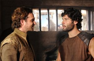 Asher tenta salvar Zac do inferno no final de 'O Rico e Lázaro', adianta autora