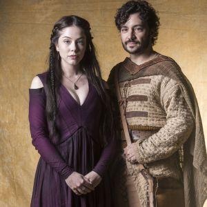 Bia Arantes. Foto do site da Pure People que mostra Bia Arantes será jovem conquistadora em 'Deus Salve o Rei': 'Brice promete!'