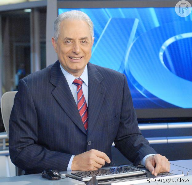 William Waack, acusado de racismo, terá futuro na Globo determinado em 2018, de acordo com coluna 'Zapping' do jornal 'Agora São Paulo' neste sábado, dia 11 de novembro de 2017