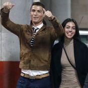 Cristiano Ronaldo já é papai pela quarta vez: 'Alana Martina acaba de nascer!'