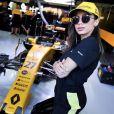 Anitta fez a abertura do GP de Fórmula 1 em São Paulo e cantou o 'Hino Nacional'