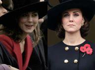 Kate Middleton comparece a evento nacional com chapéu usado pela 1ª vez em 2006
