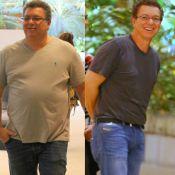 Boninho, 17 meses após reduzir estômago, avalia corpo: 'Barriga zerada'